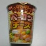 チキンラーメン ベーコン&チーズ@日清食品