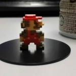 DyDoオリジナル スーパーマリオブラザーズ ドットフィギュアコレクション