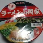 山岡家特製味噌ラーメン@ニュータッチ